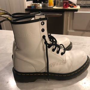 Doc martens, barely worn